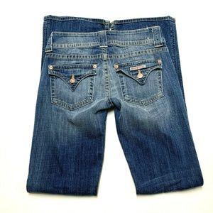 HUDSON Signature BALLET BOOTCUT Jeans